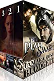 The Savage Series, Books 1-3: The Pearl Savage, The Savage Blood and The Savage Principle: Dark Paranormal Romance
