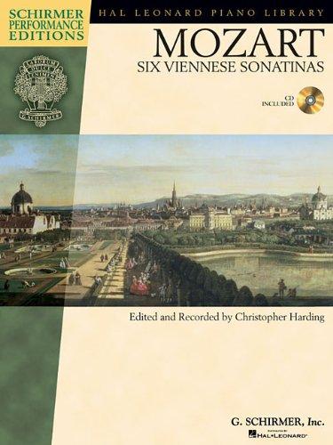 W.A. Mozart (Schirmer Performance Editions)