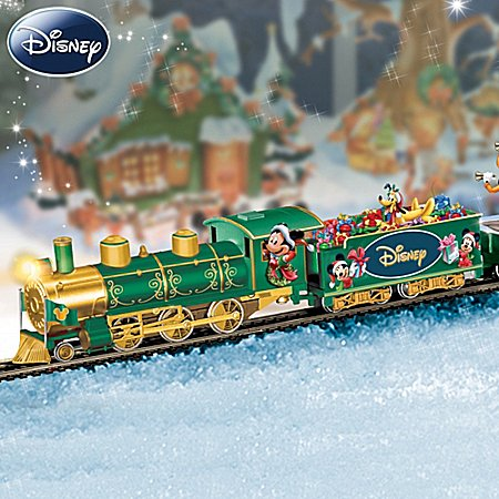 Train: Disney Holiday Celebration Express Train Collection - Subscription Plan