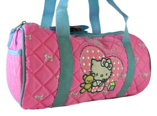 Sanrio Hello Kitty Hobo Style Handbag – Marshmellow Kitty