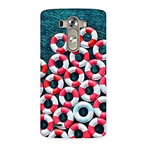 Saving Sea Back Case Cover for LG G3