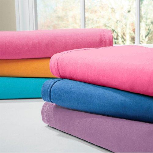 Brylanehome Cotton Jersey Knit Sheet Set front-567470