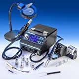 X-TRONIC Model #9020-XTS Hot Air Rework & Soldering Iron Station by X-TRONIC