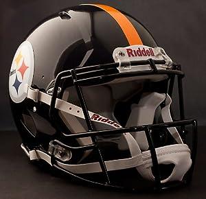 PITTSBURGH STEELERS NFL Riddell Revolution SPEED Football Helmet by ON-FIELD