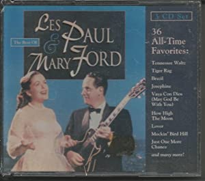 The Best of Les Paul and Mary Ford (UK Import)