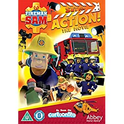Fireman Sam - Set For Action - THE MOVIE