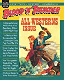 Blood 'n' Thunder: Winter 2012: All-Westerns Double Issue (Volume 32) (1475205155) by Brand, Max