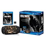 Call of Duty: Black Ops: Declassified Limited Edition Wi-Fi Bundle ~ Sony