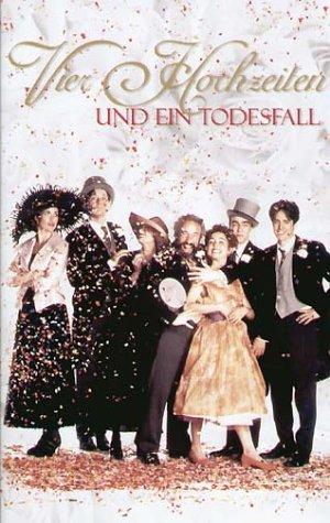 Vier Hochzeiten und ein Todesfall [VHS]