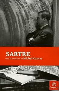 Sartre par Michel Contat