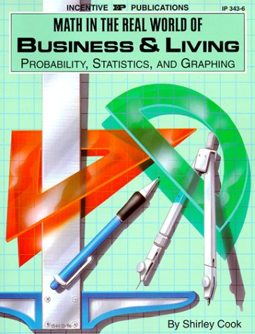 Math in the Real World of Business and Living: Probability, Statistics, and Graphing