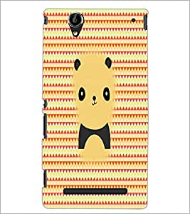 PrintDhaba Cartoon D-5061 Back Case Cover for SONY XPERIA T2 ULTRA (Multi-Coloured)