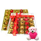 Extreme Collection Chocolate Box With Teddy - Chocholik Luxury Chocolates