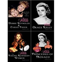 Great Documentaries - Volume 3: Intimate Portraits - 4 DVD Collector's Edition