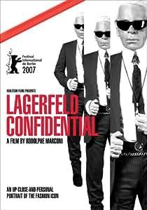 Lagerfeld Confidential (Bilingual) (Version française)