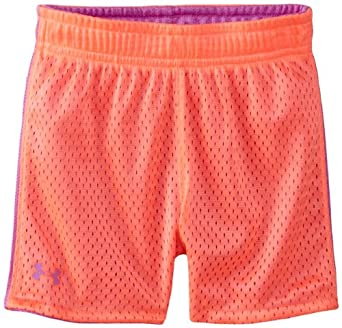 Under Armour Baby-Girls Infant Reversible Mesh Short by Under Armour
