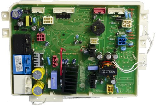 Lg Electronics Ebr38144404 Dishwasher Main Pcb Assembly front-624476