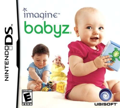 Imagine: Babyz - Nintendo DS - 1