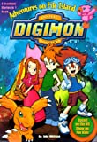 Digimon #01: Adventures on File Island (Digimon Digital Monsters) (0061071862) by Whitman, John