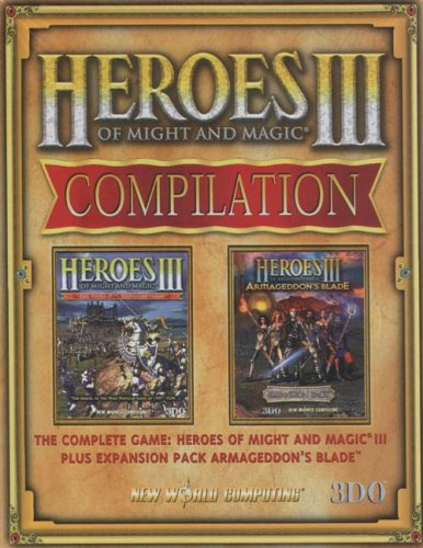 Heroes 3 of Might  &  Magic Compilation