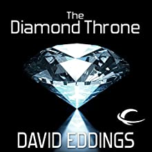 The Diamond Throne: The Elenium, Book 1 Audiobook by David Eddings Narrated by Greg Abby