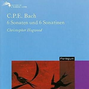 6 Sonates et 6 sonatines pour clavier