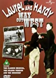 Laurel And Hardy: Way Out West/Big Business [DVD]