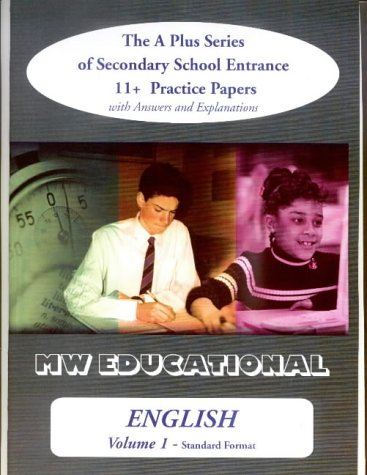 english-the-a-plus-series-of-secondary-school-entrance-11-practice-papers-standard-format-with-answe