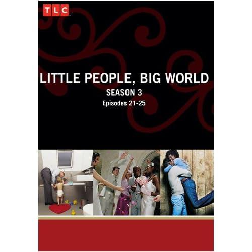 Little People Big World Season 3 Episodes 21 25