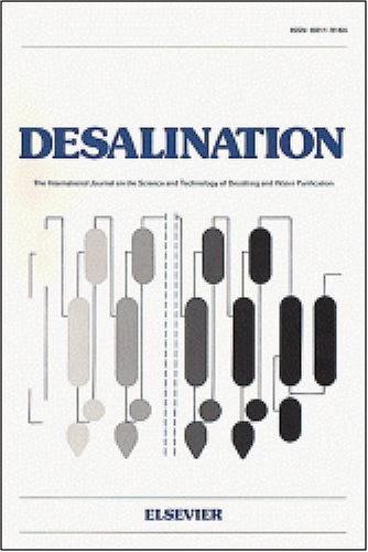 Study Of The Surface Of The Water Treated Cellulose Acetate Membrane By Atomic Force Microscopy [An Article From: Desalination]