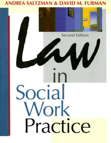 Law in Social Work Practice (Nelson-Hall Series in Social...