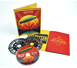Celebration Day (2CD + 1 Blu-Ray, Blu-Ray sized digipack)