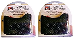 Set of 2 Wrist Cushion Support for Computer Work or Play Fun Gift for Him Her