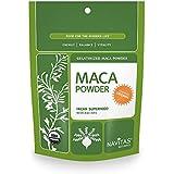 Navitas Naturals Organic Maca Gelatinized Powder, 4 Ounce