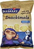 Barbara's Snackimals Cookies, Vanilla, 2.125 Ounce