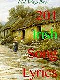 201 Irish Song Lyrics