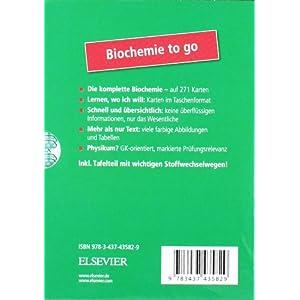 Lernkarten Biochemie
