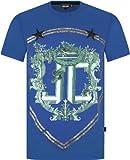 Just Cavalli Emblem T-Shirt Blue