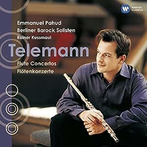 Telemann: Flute Concertos