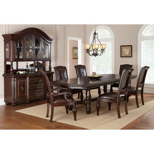 How Do I Get Addison 8 Piece Dining Set With Buffet Hutch Judith J