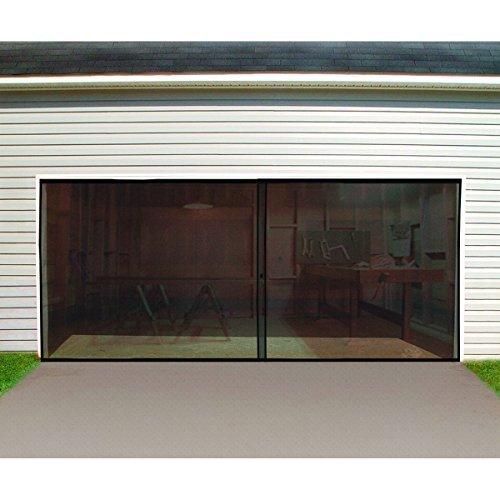 Double Garage Door Screen by USATNM (Double Garage Door Screen compare prices)
