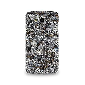 Mikzy Multicolour Printed Designer Back Cover Case for Samsung J7