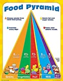 Teacher Created Resources Food Pyramid Chart, Multi Color (7609)