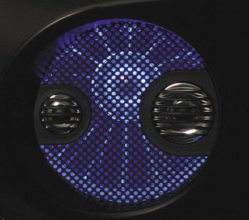 J&M Led Fairing Speaker Light Rings Lrhd-Fs50