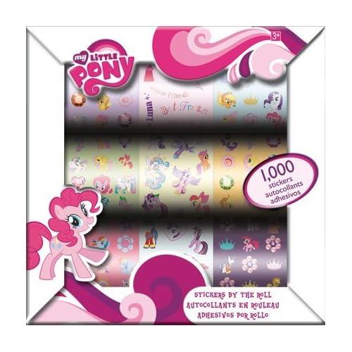 My Little Pony – Stickerbox mit 1000 Stickern als Weihnachtsgeschenk