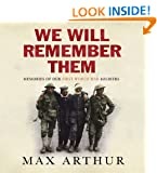 We Will Remember Them: Voices from the Aftermath of the Great War