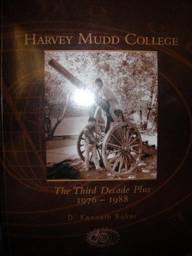 Harvey Mudd College: The third decade plus, 1976-1988