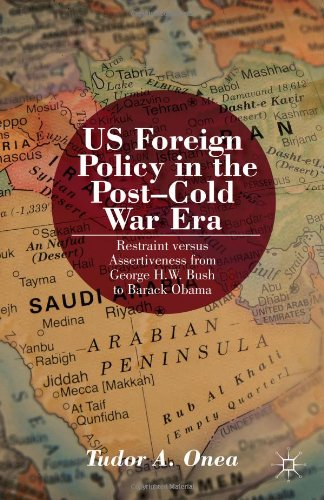 a history of american foreign policy in the post cold war era Mission failure: america and the world in the post  in his extensive look at us foreign policy since the end of the cold war  the stage for future american.