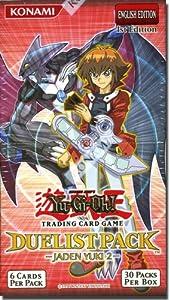 Yu-Gi-Oh! Jaden Yuki 2 Duelist Pack 1st Edition Booster Box (30 CT Box)