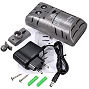 Electronic Ultrasonic Pest Control Repeller Rat Mosquito Mouse Insect Rodent EU Plug